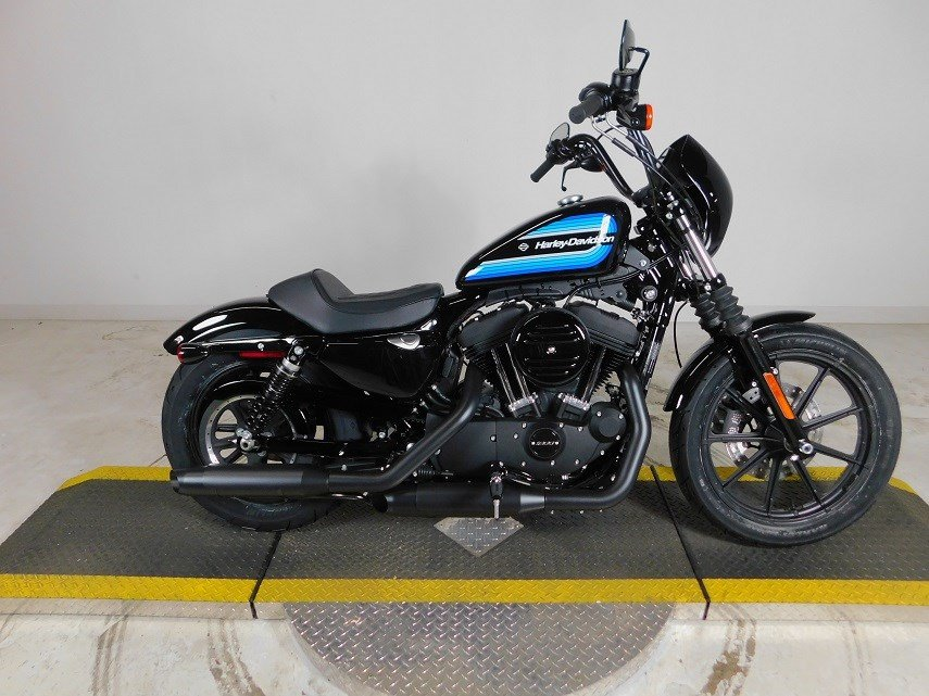 New 2018 Harley-Davidson Sportster Iron 1200 XL1200NS
