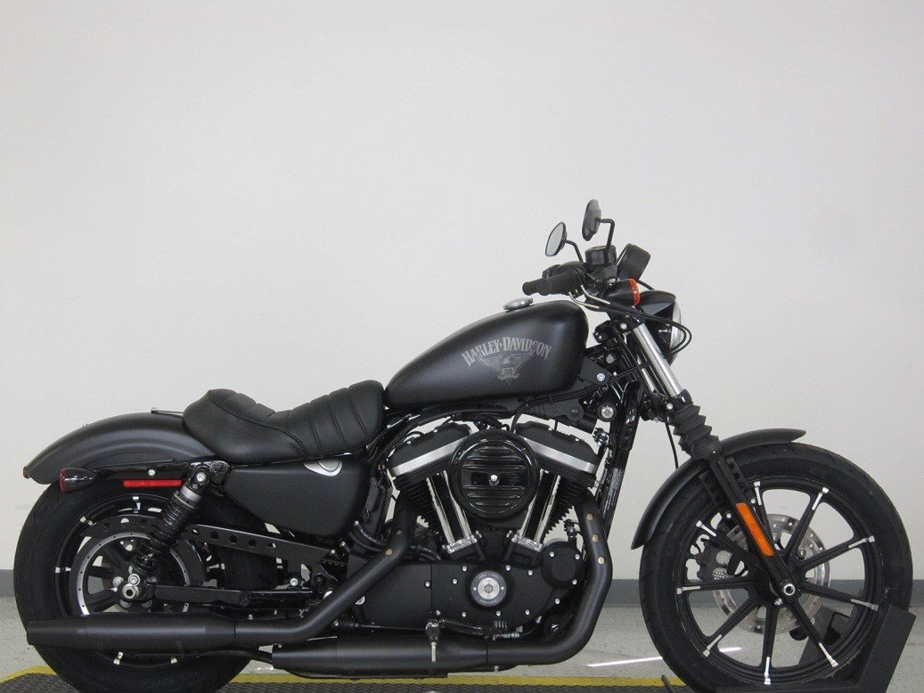 New 2018 Harley Davidson Sportster Iron 883 Xl883n Sportster In Fort