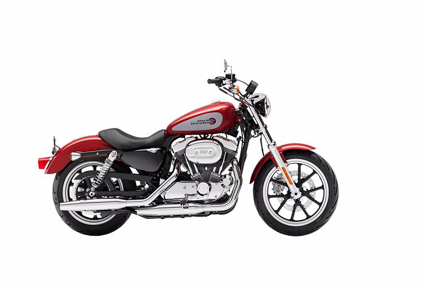 New 2019 Harley-Davidson Sportster 883 Superlow XL883L