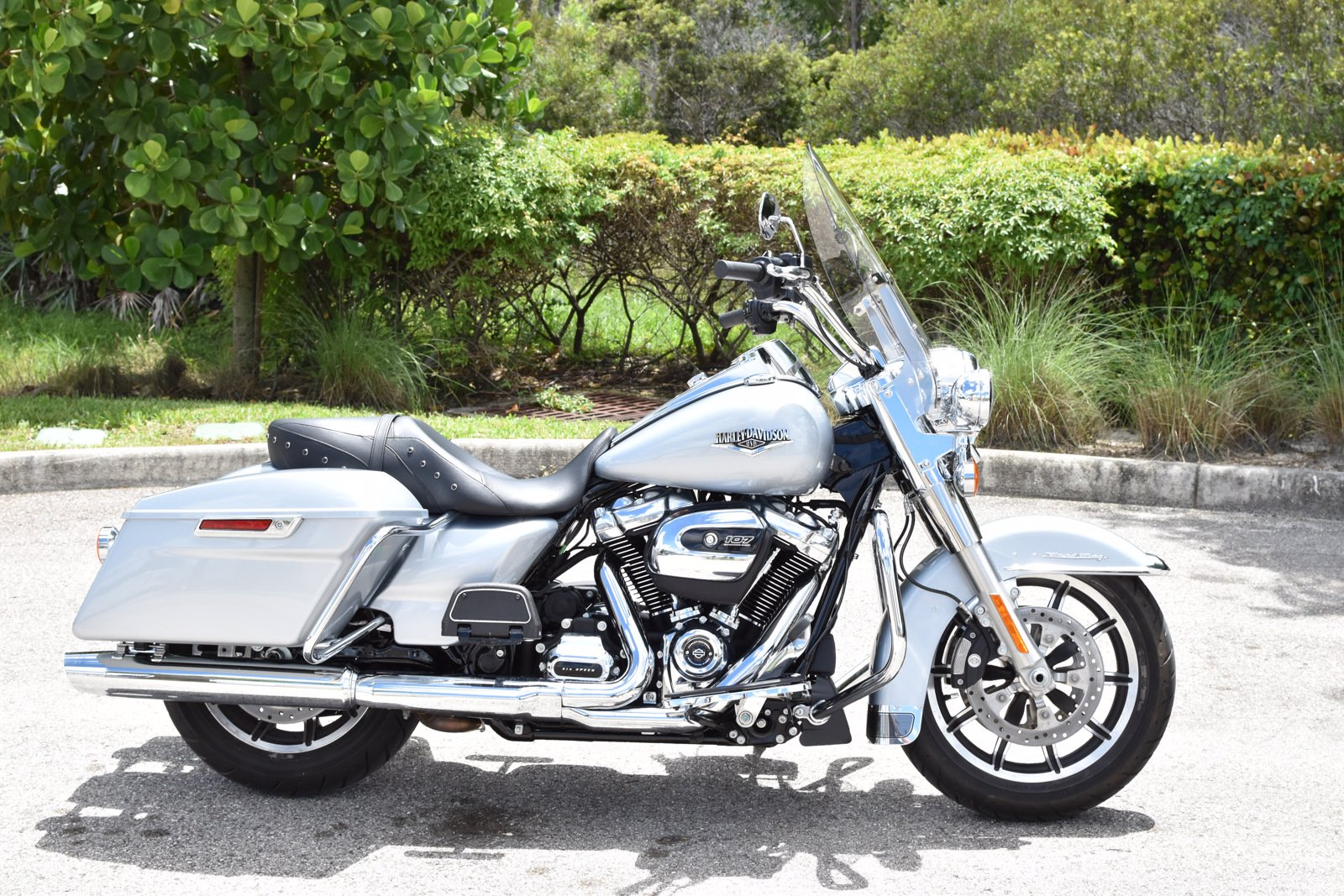 Pre-Owned 2019 Harley-Davidson Road King FLHR