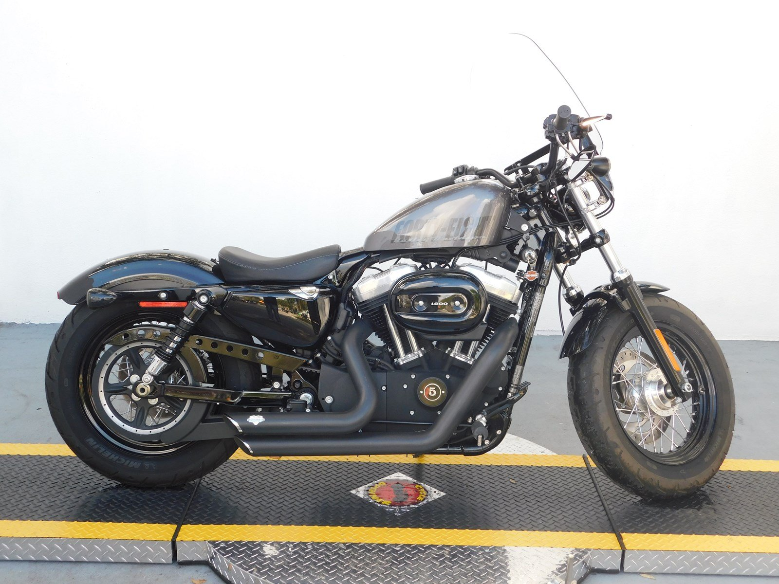 Pre-Owned 2015 Harley-Davidson Sportster Forty-Eight XL1200X