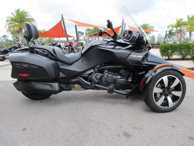 Pre-Owned 2017 Can Am Spyder F3-T