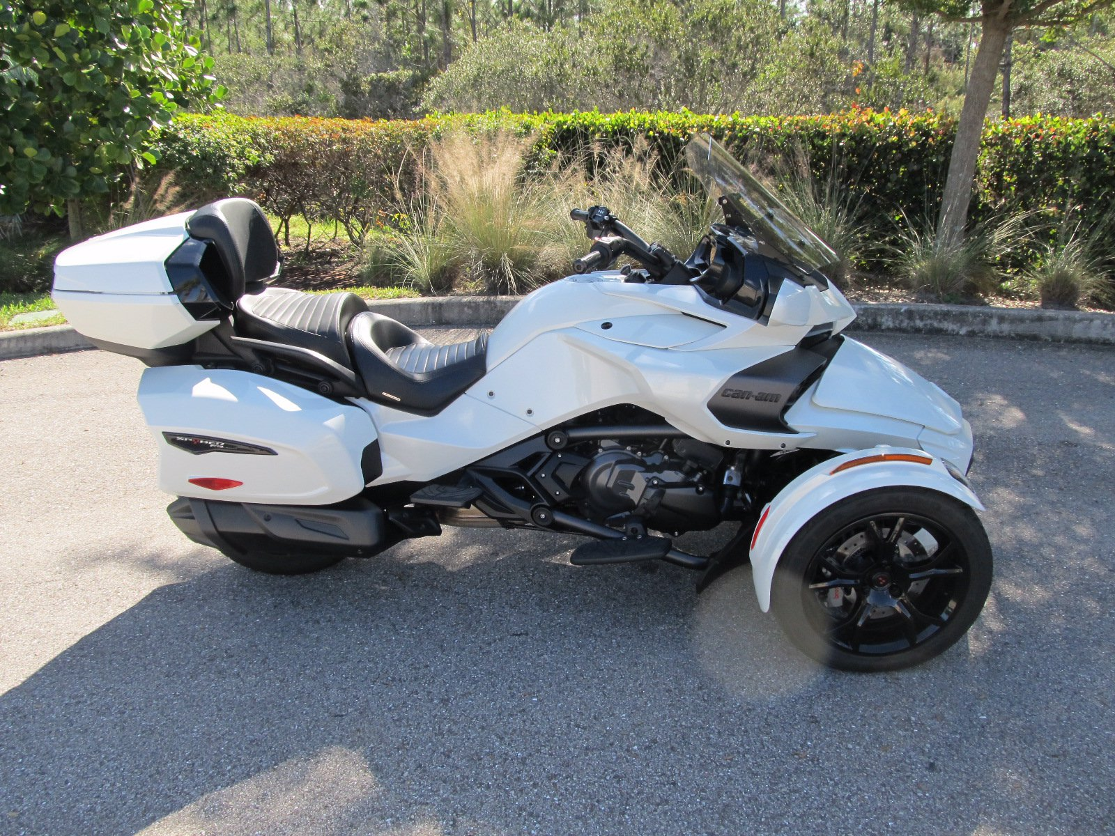Pre-Owned 2019 Can Am F3 Limited