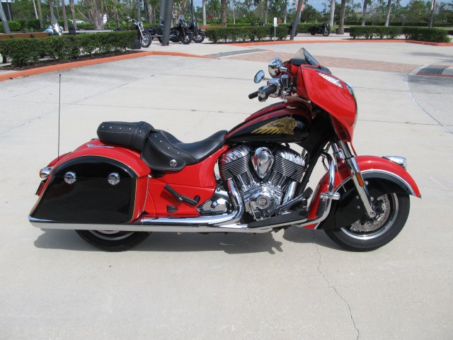 Pre-Owned 2017 Indian Chieftan