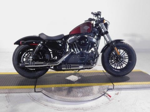 New 2018 Harley-Davidson Sportster Forty-Eight XL1200X