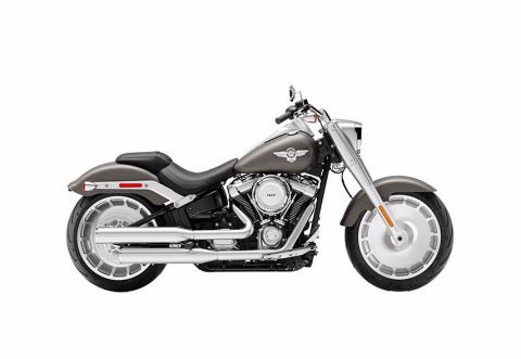New 2019 Harley-Davidson Softail Fat Boy FLFB