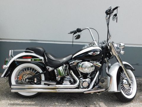 Pre-Owned 2005 Harley-Davidson Softail Deluxe FLSTN