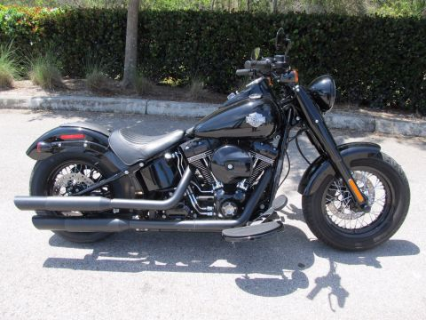 Pre-Owned 2017 Harley-Davidson Softail Slim FLSS