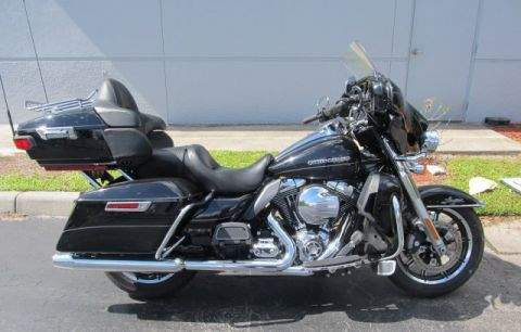 Pre-Owned 2014 Harley-Davidson Ultra Limited FLHTK