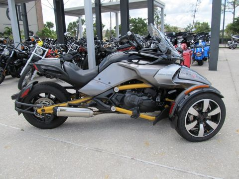 Pre-Owned 2017 Can Am Spyder