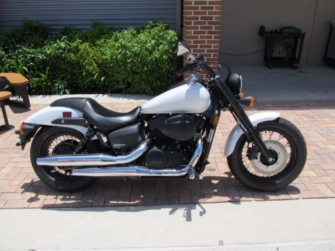 Pre-Owned 2019 Honda Shadow VT750C2B